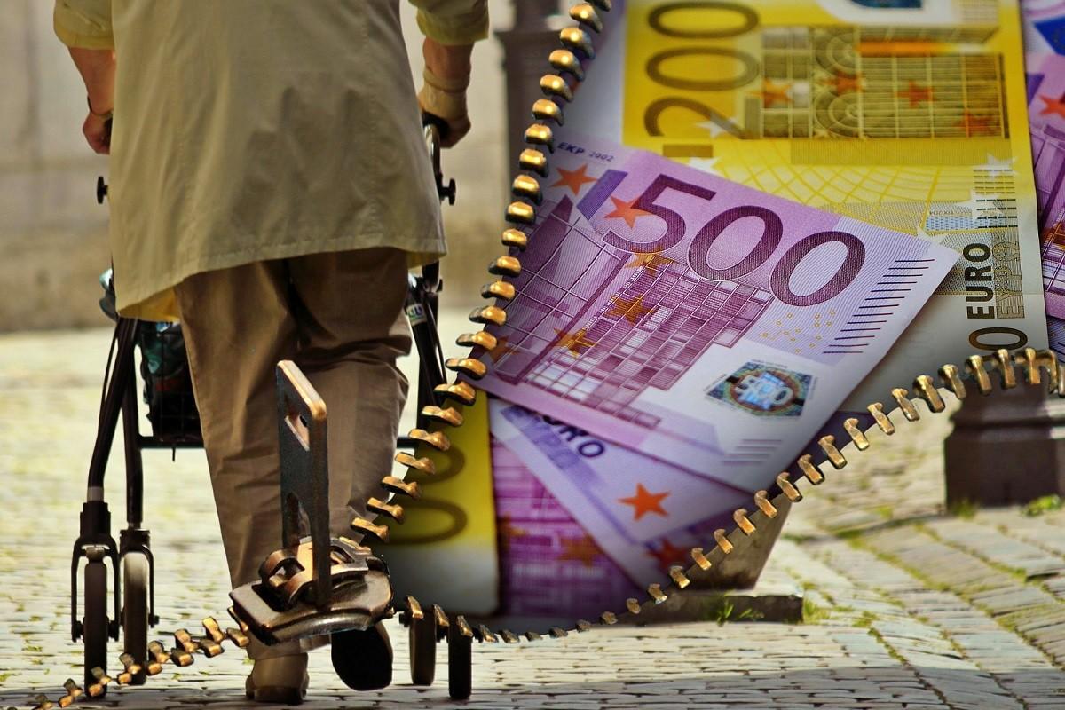 pension geld