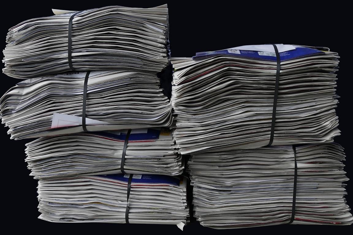pakket kranten