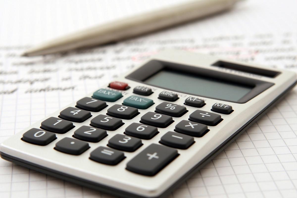 boekhouder rekenmachine