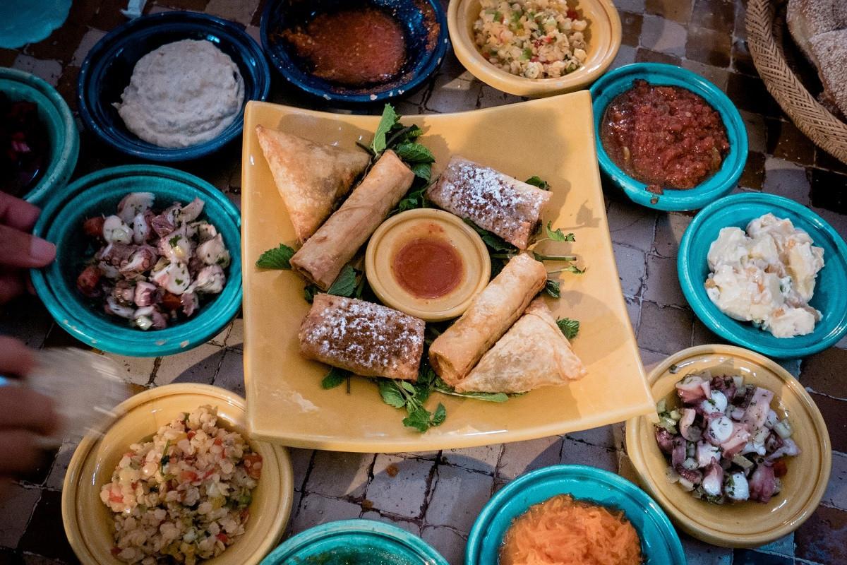 Marokkaans restaurant