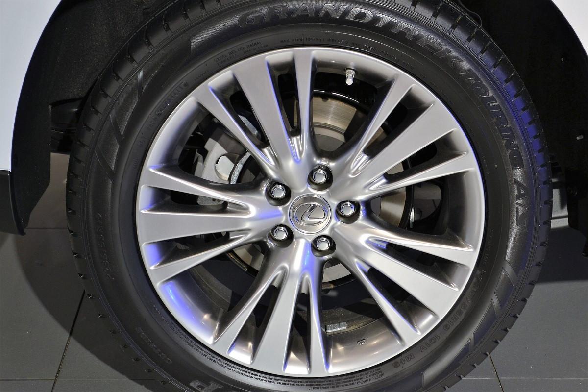 lexus autowiel