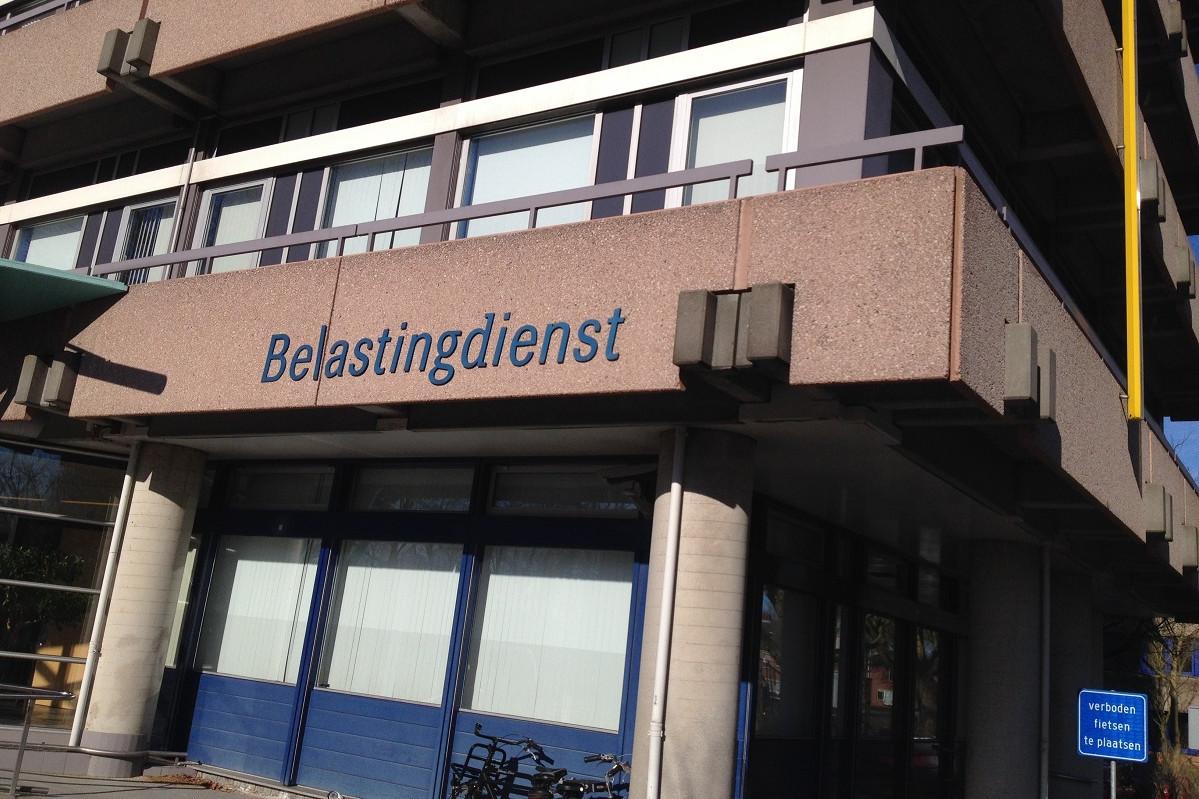gebouw belastingdienst