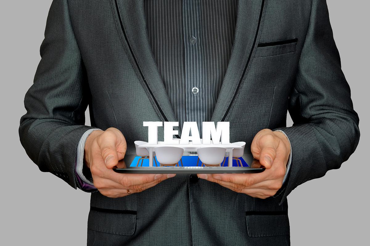 werkgever team