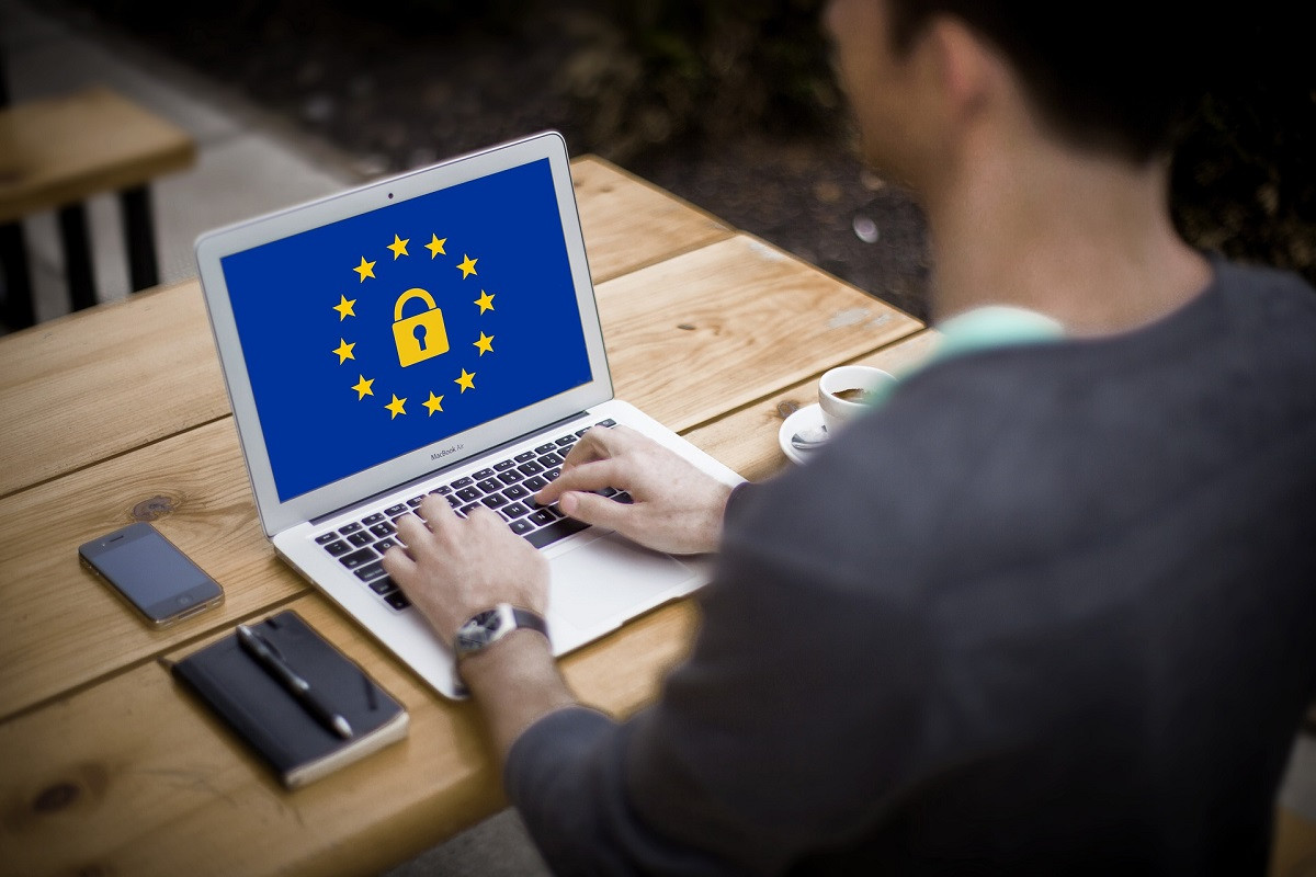 Privacy laptop ZZP