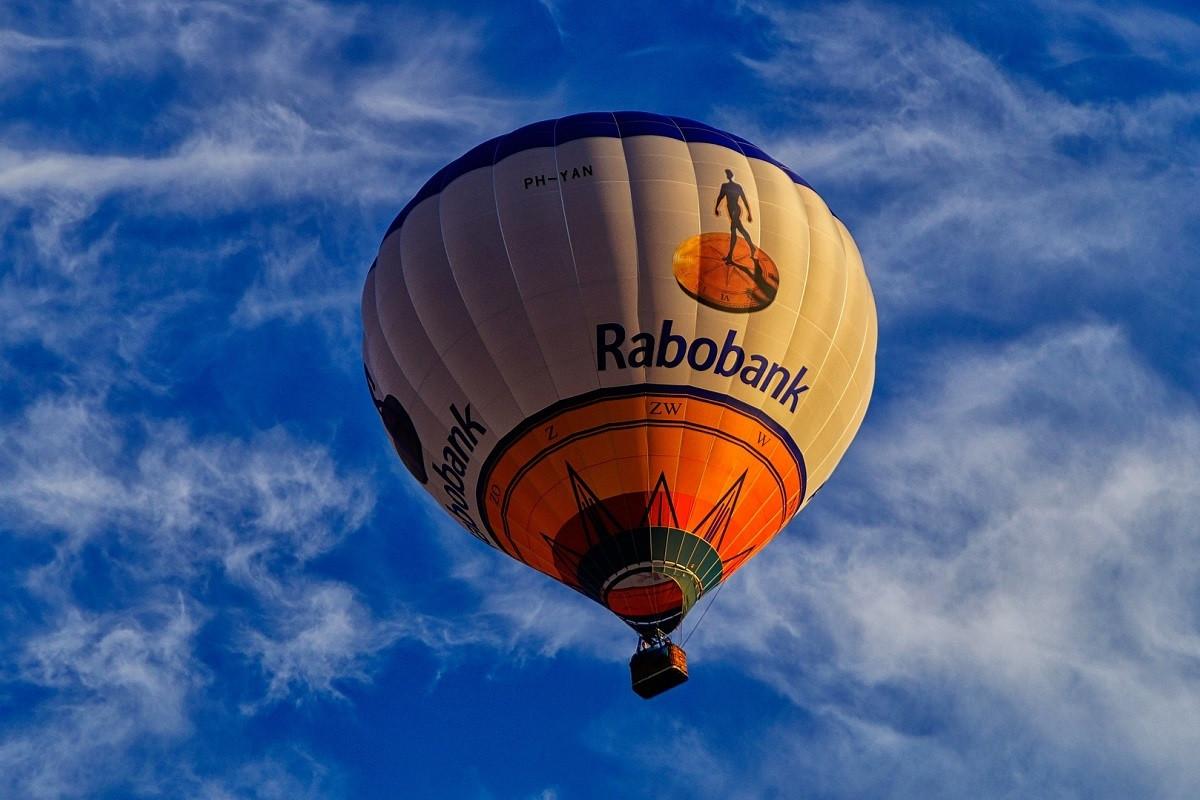 Rabobank luchtballon