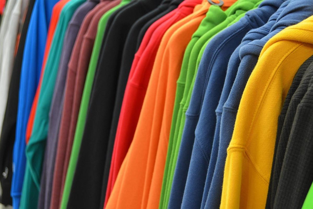 sweaters verschillende kleuren