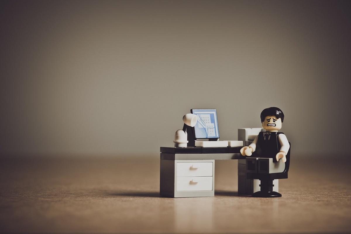 kleine werkgever lego