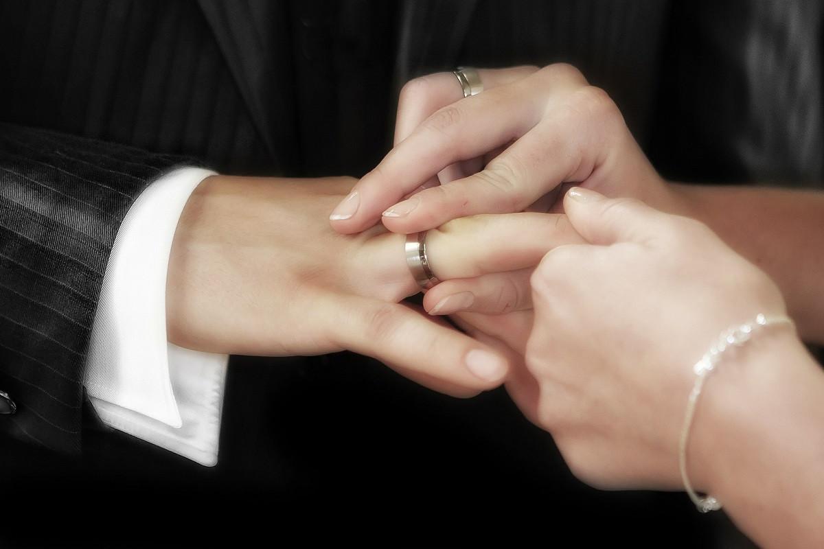 belofte trouw huwelijk