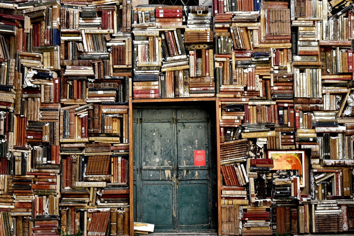 kennisoverdracht boekenkast