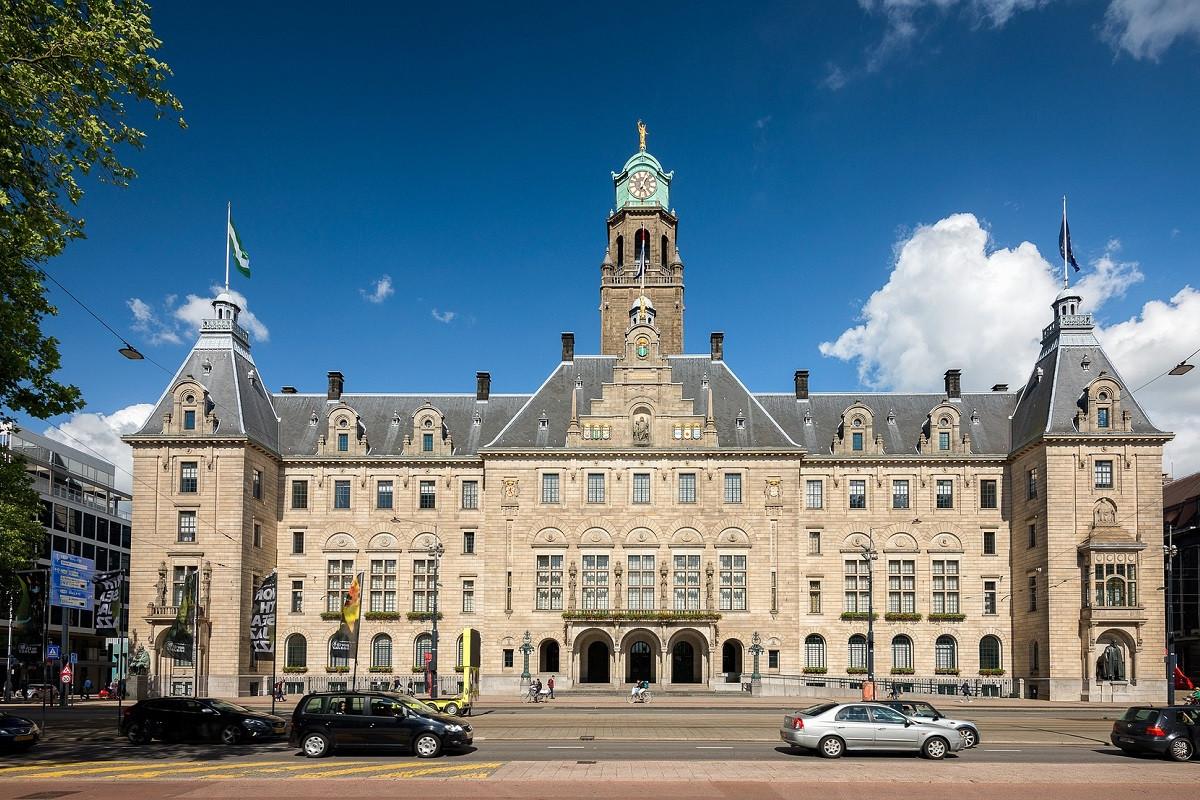 parlement gebouw