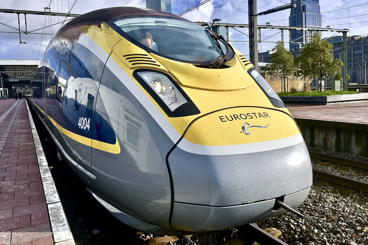 euro star trein