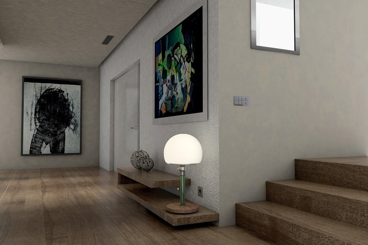 woonkamer design