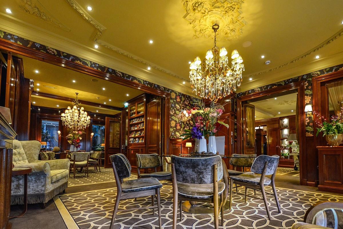 lobby ruimte
