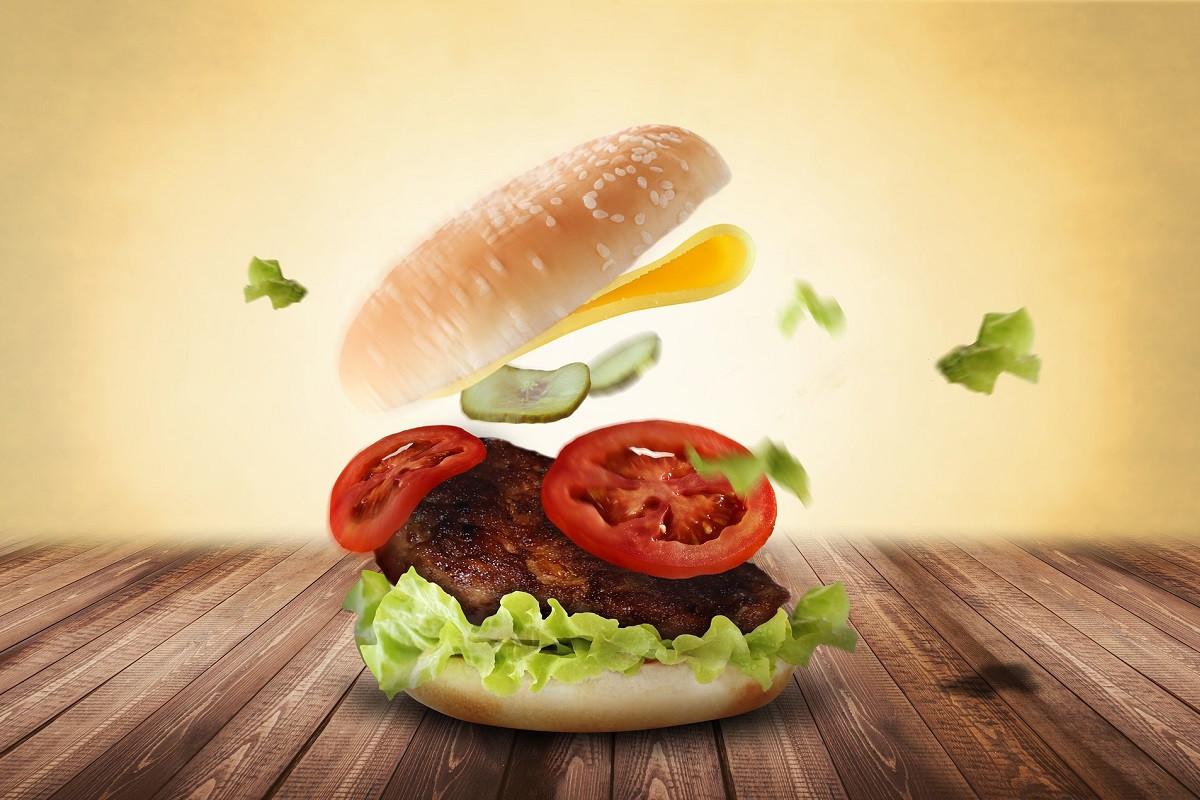 hamburger reclame spot